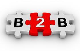 B2B Puzzle Piece