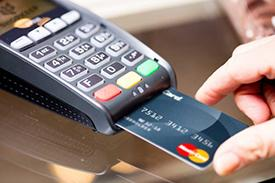 EMV Credit Card Transaction